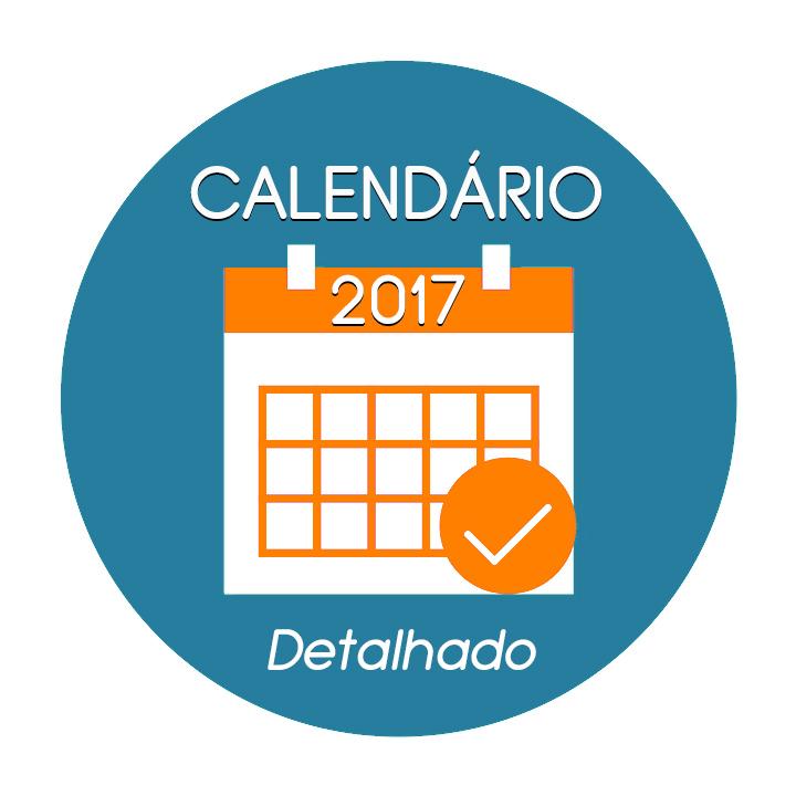 calendário det