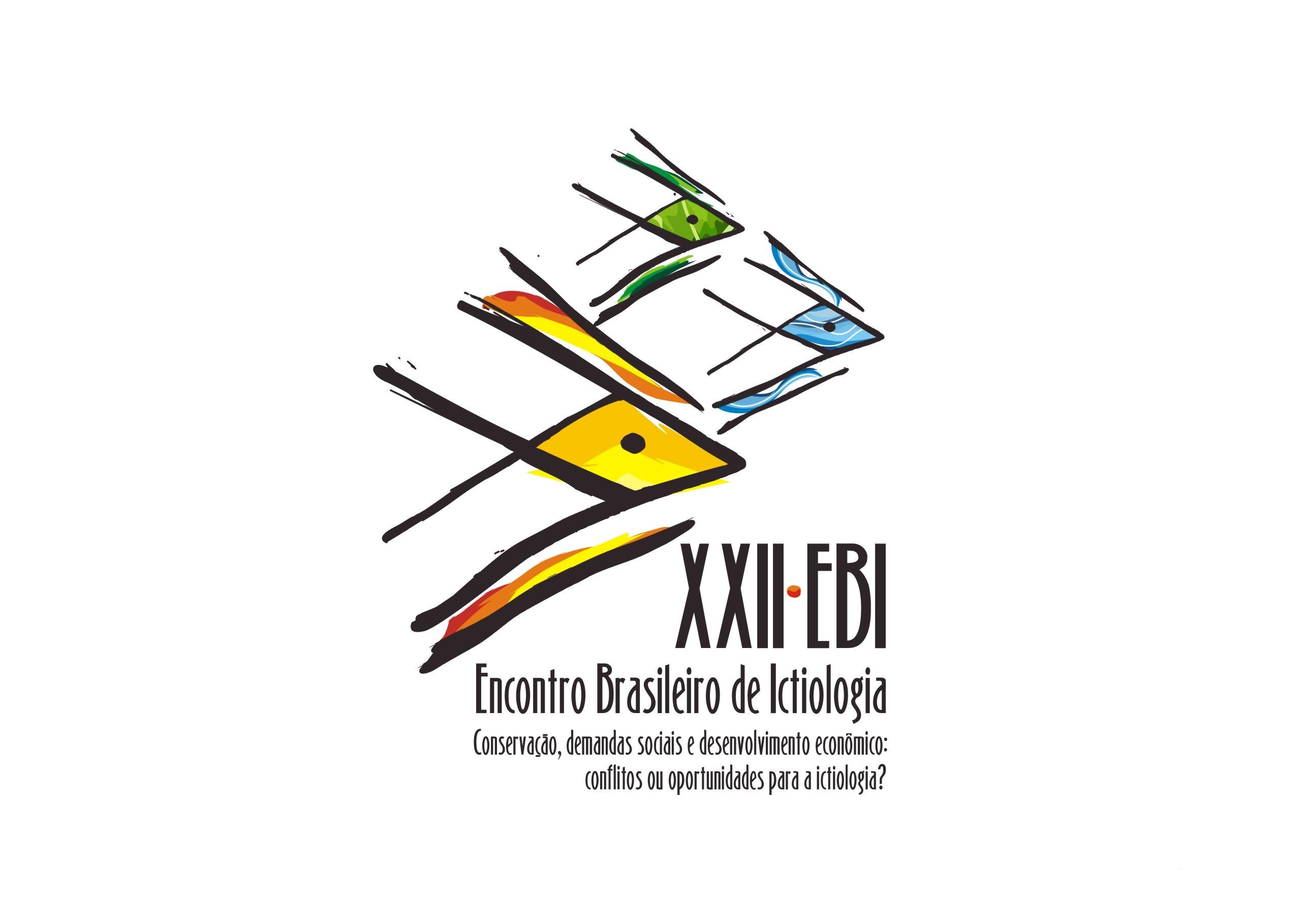 Comunicação visual - XXII EBI - marca