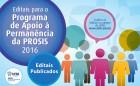 PROGRAMA BOLSAS EDITAL PUBLICADO