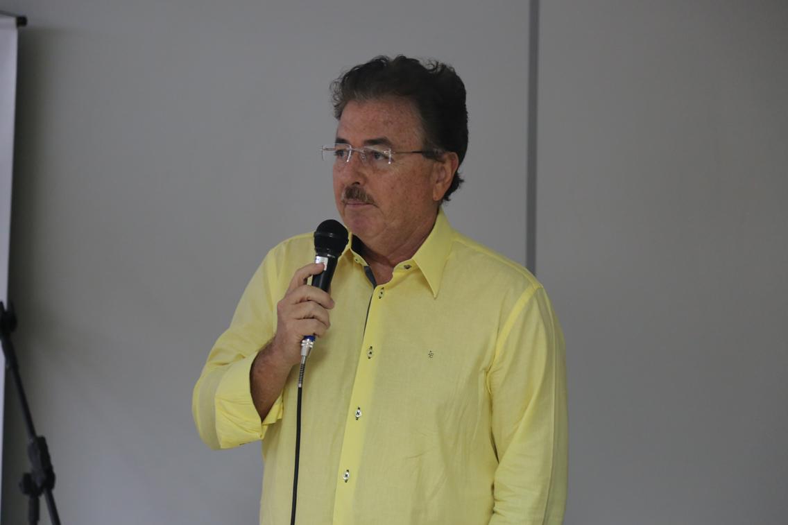 chefe de Planejamento e Projetos Especiais da Ceplac, Antonio Zugaib