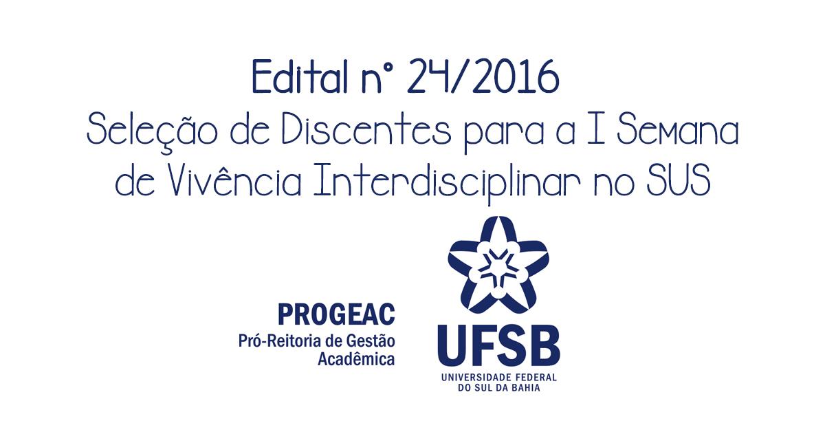 EDITAL - PROGEAC - 24
