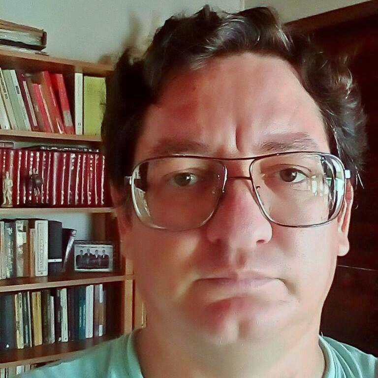 Professor Márcio Lima