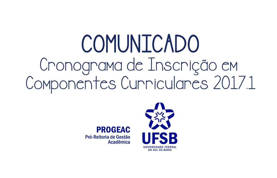 COMUNICADO PROGEAC - ARTE