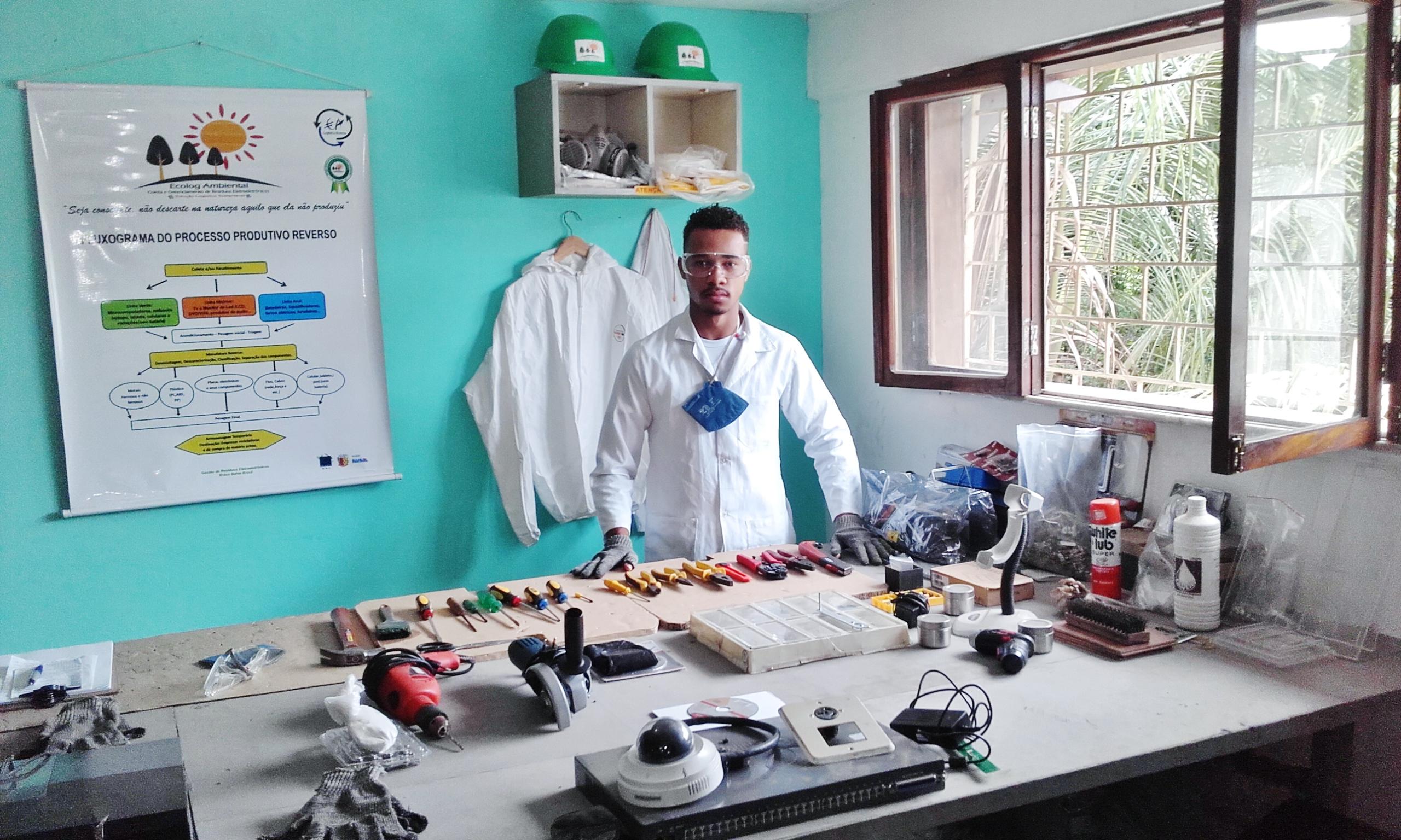 Ecolog Jairo