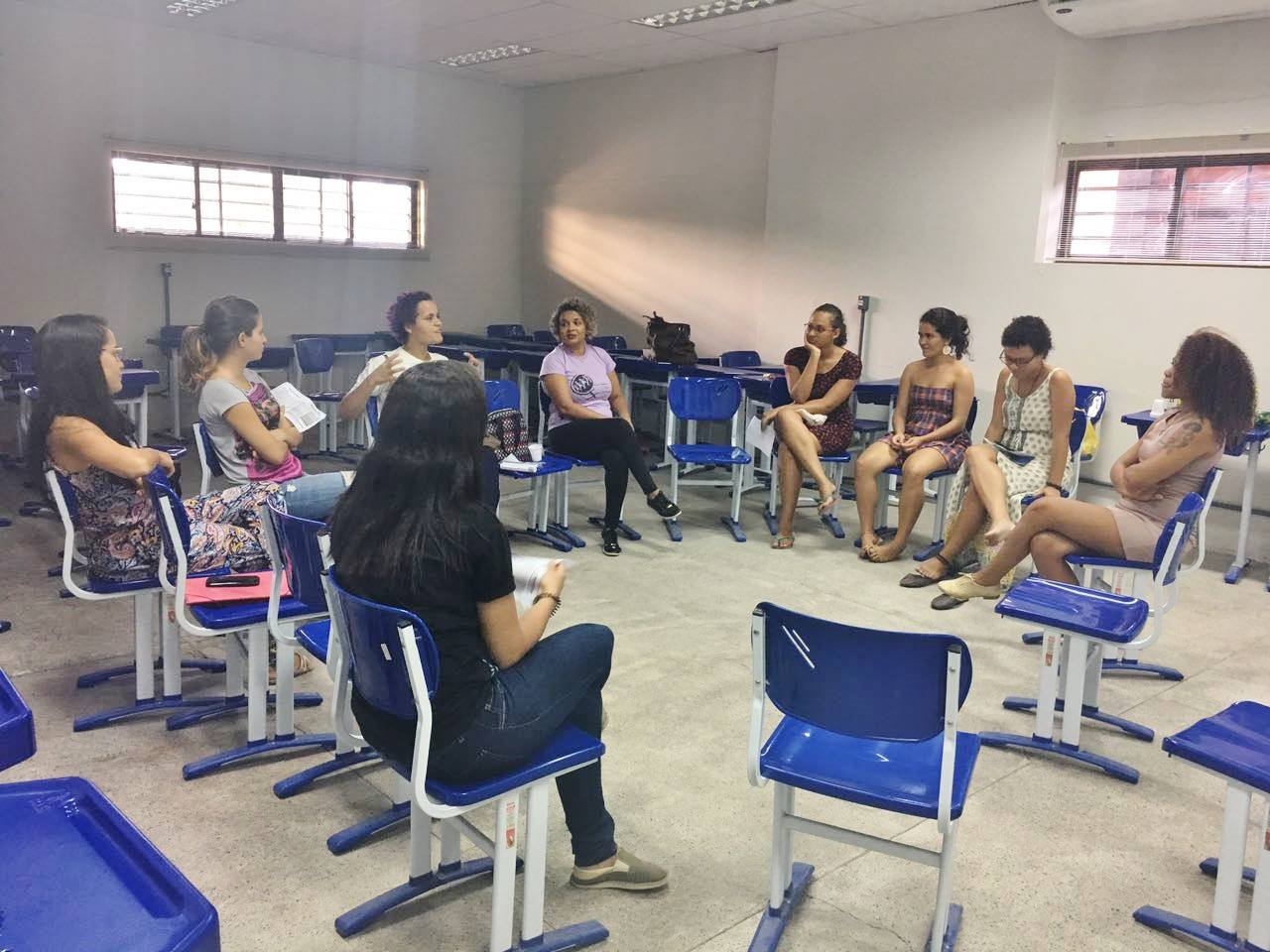 Roda de Conversa Relacionamentos Abusivos Itabuna