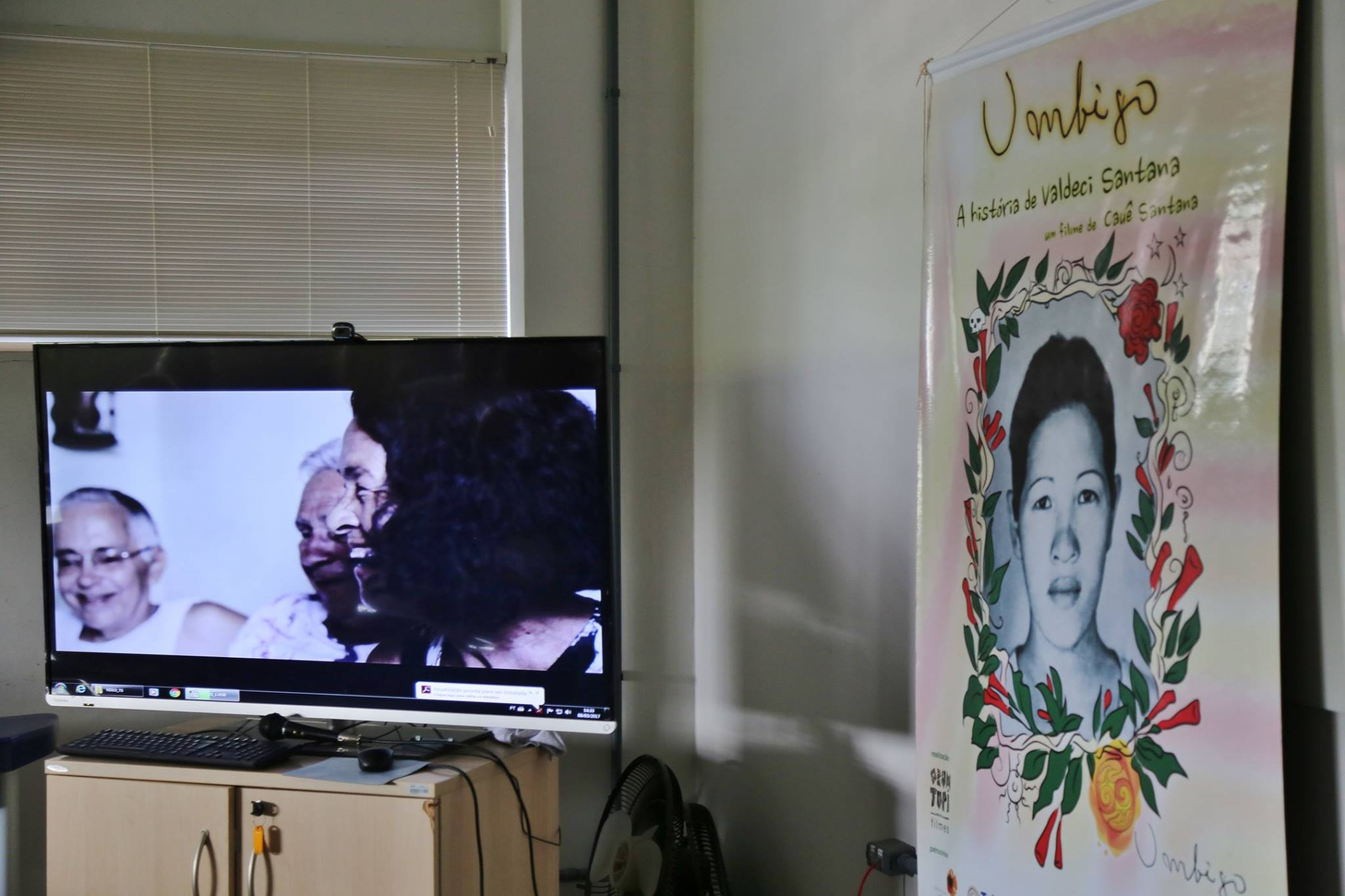Roda de Conversa Saberes Populares Reflexões sobre o documentario Umbigo (2)