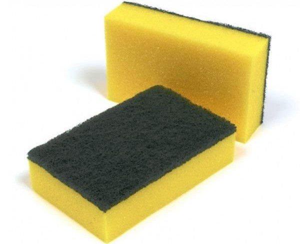 esponja de prato