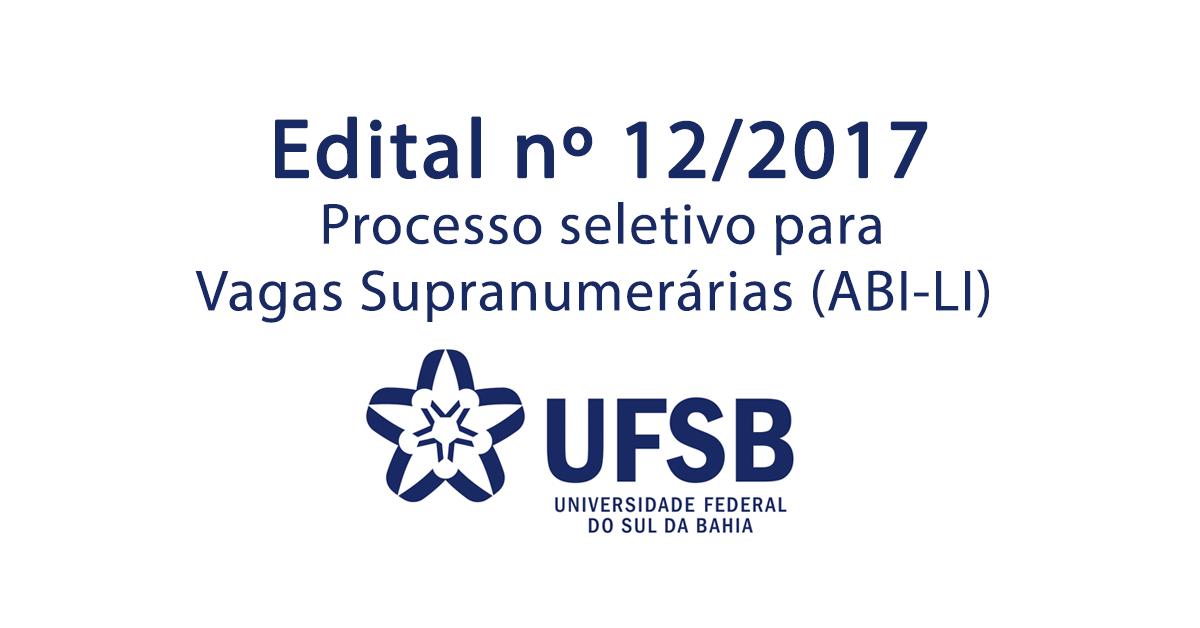 EDITAL 12_2017_supranumerarias