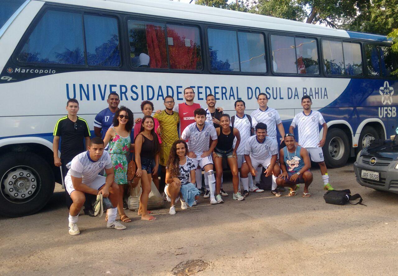Comitiva em Lauro de Freitas, BA