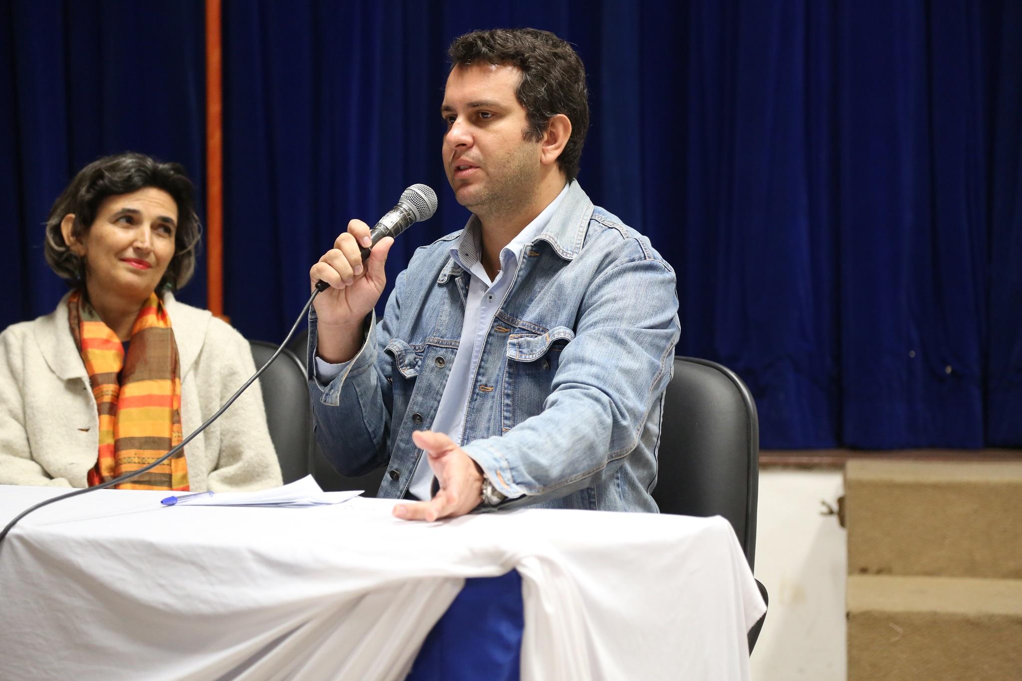 Representante dos técnicos, Marcel Anderson Novais