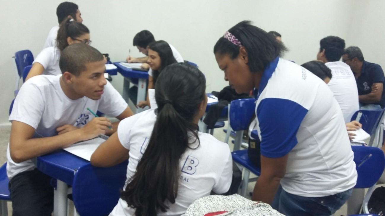 ACS e estudantes, 16 de agosto de 2017