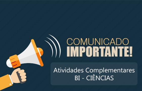 COMUNICADO - bi ciencias