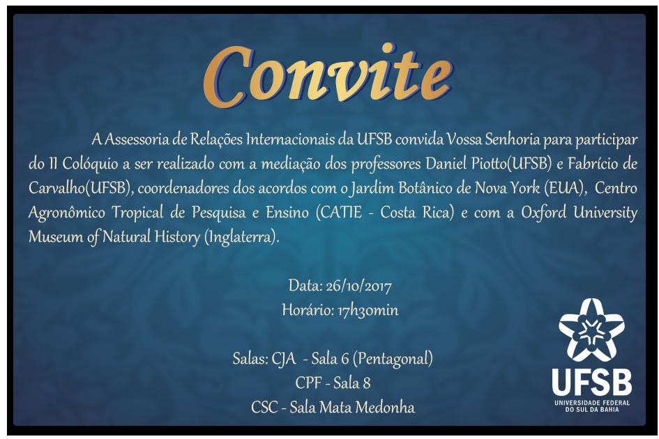 convite ARI-2